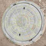 فروش و مشخصات دریچه منهول دایره ای سایز 65