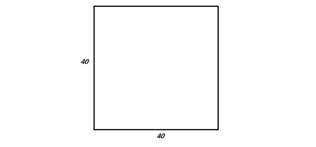 دریچه منهول مربعی چدنی سایز 40