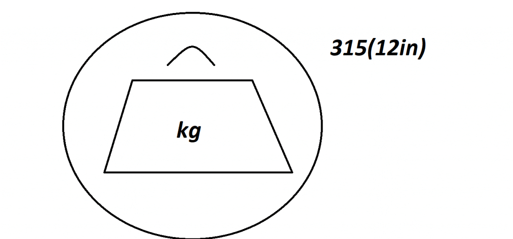 لوله کاروگیت سنگین سایز 315