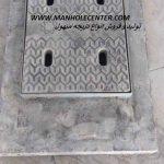 فروش انواع دریچه های منهول برای شهر شیراز