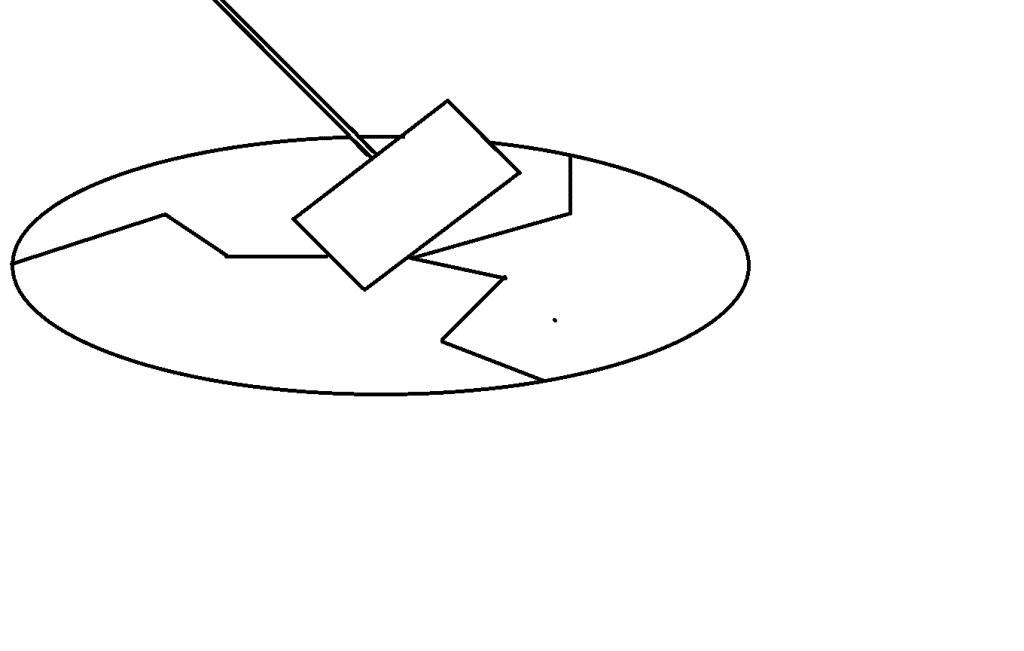 دریچه منهول چدن داکتیل